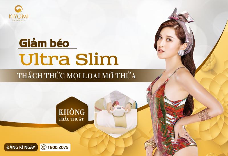Giảm béo Ultra Slim
