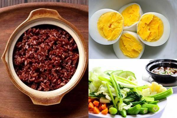ăn gì để giảm cân trong 1 tuần