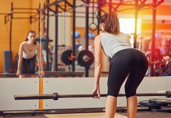 4 bài tập giúp cô gái 100kg giảm 40kg trong 9 tháng