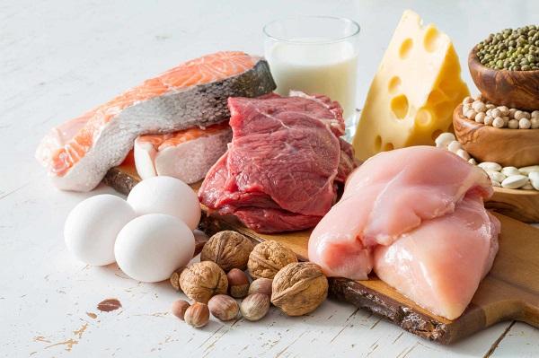 công thức ăn keto giảm cân