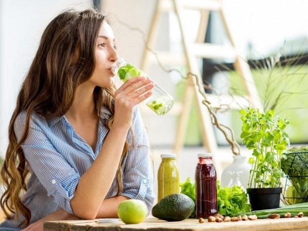 Detox giảm cân và những công dụng tuyệt vời