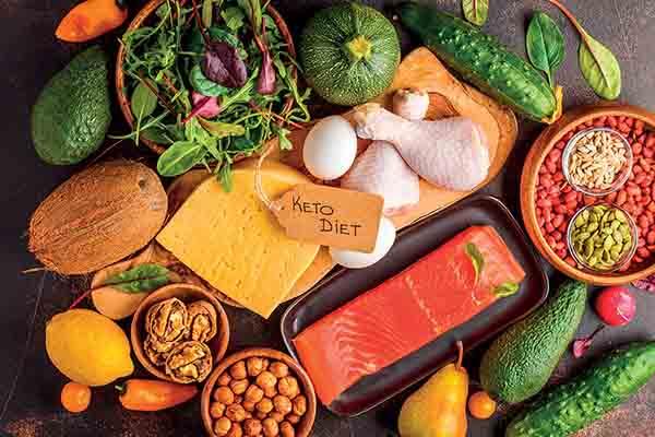 Thực đơn Keto hàng ngày chuẩn đơn giản giảm cân cho người Việt