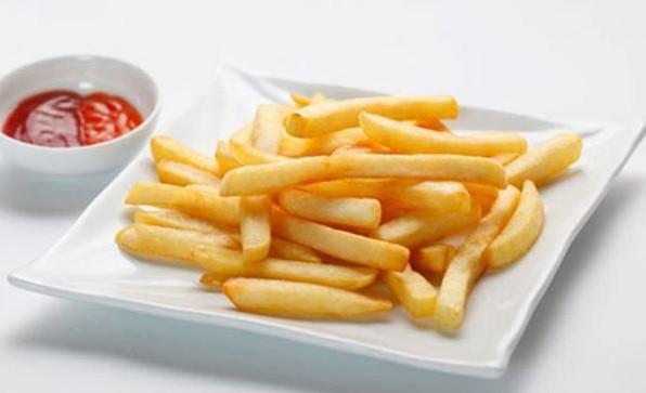 Trong các nghiên cứu, lượng tiêu thụ khoai tây chiên có liên quan đến tăng cân.