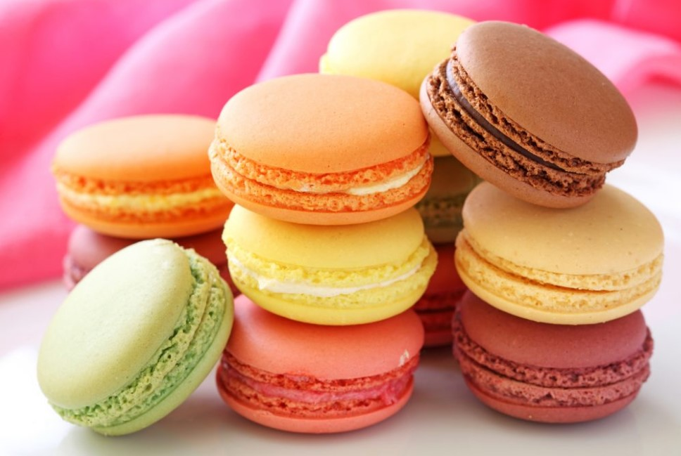 Bánh ngọt, bánh quy được đóng gói với các thành phần không lành mạnh